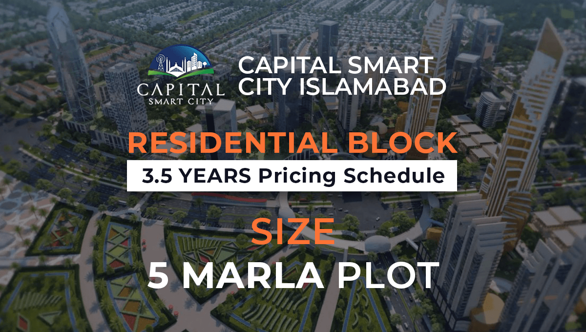 5 Marla Plot General Block