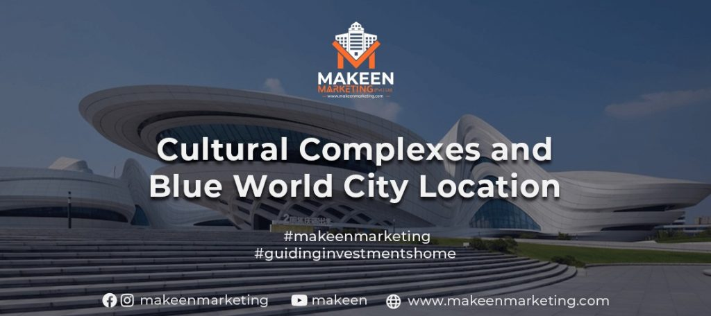 Cultural Complexes and Blue World City Location