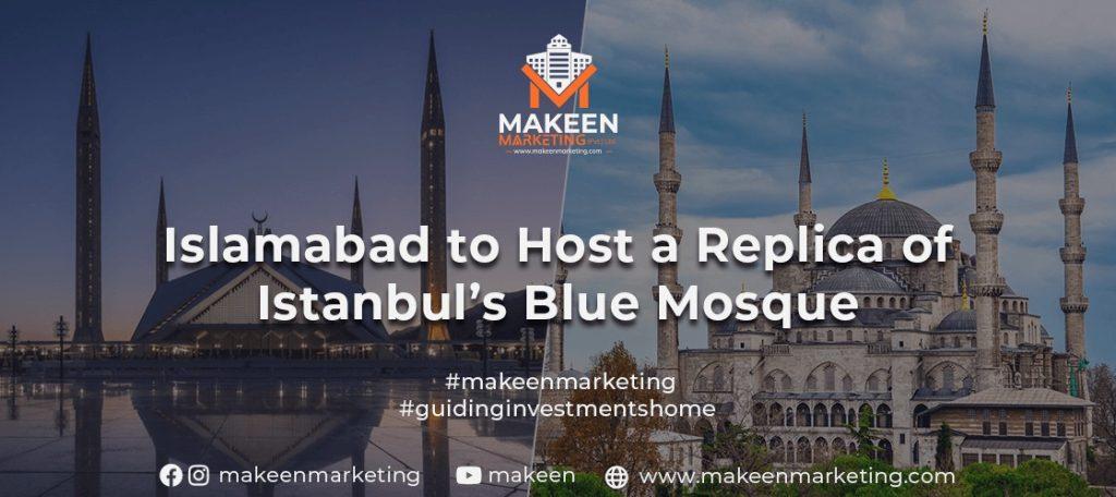 Blue Mosque Replica Planned for Religious Tourism