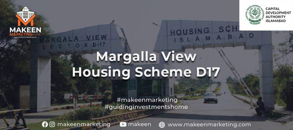 Margalla View Housing Scheme Islamabad