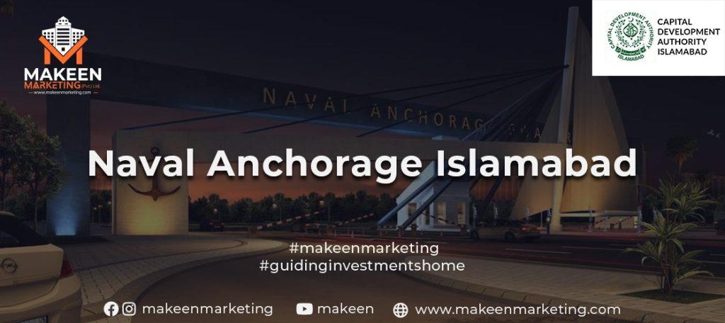 Naval Anchorage Islamabad