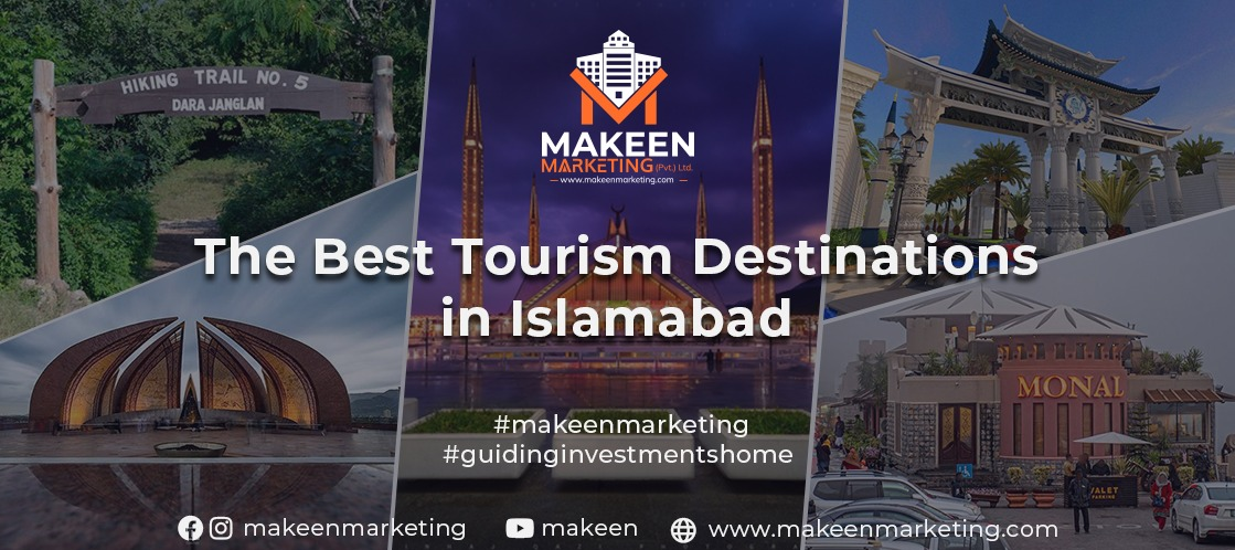List of Best Tourism Destinations in Islamabad