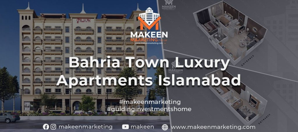 bahria town luxury apartments islamabad