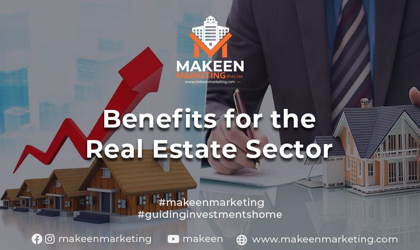 Benefits for the Real Estate Sector