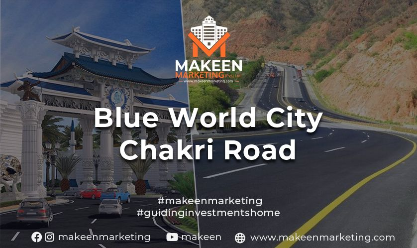 Blue World City Chakri Road