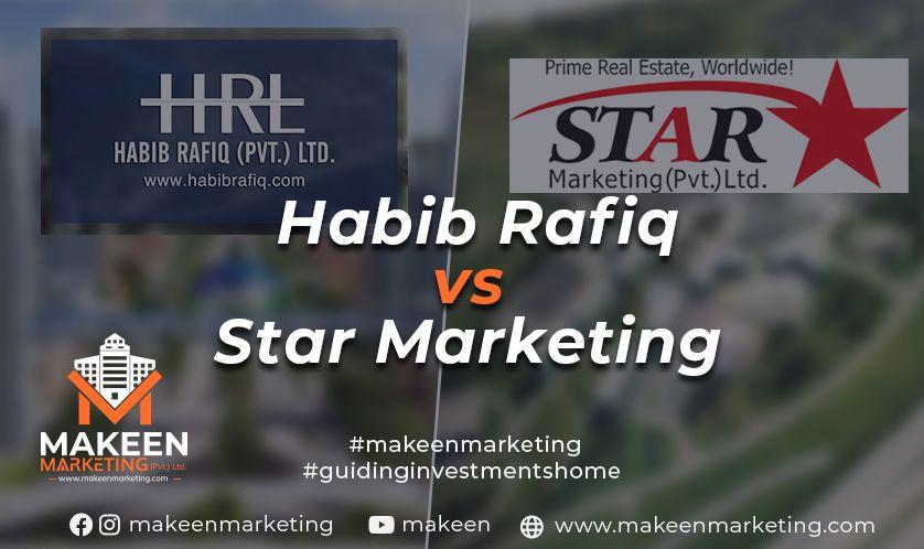 Habib Rafiq vs Star Marketing