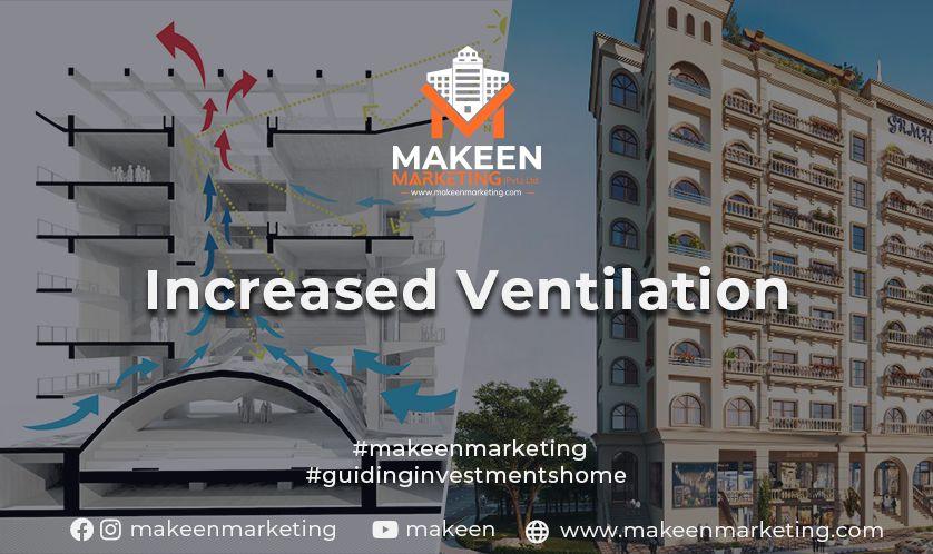 Increased Ventilation