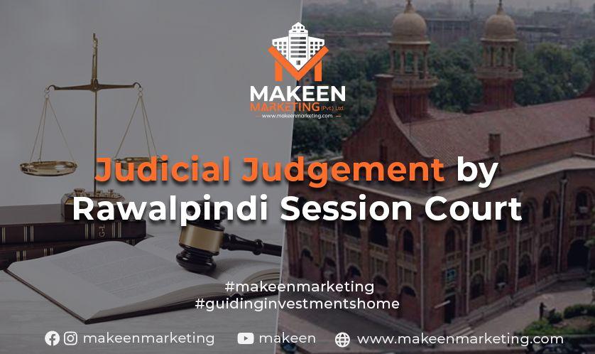 Judicial Judgement by Rawalpindi Session Court