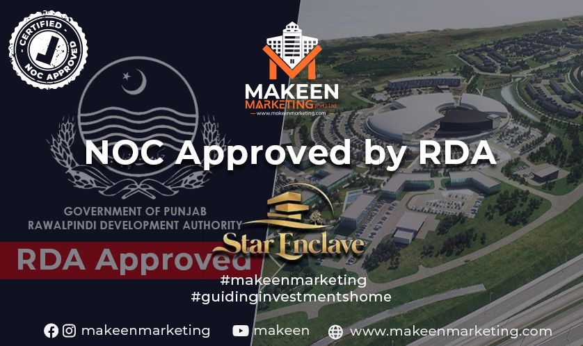 NOC Approved by RDA