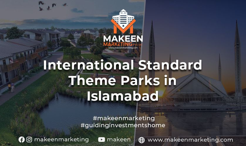 International Standard Theme Park in Islamabad