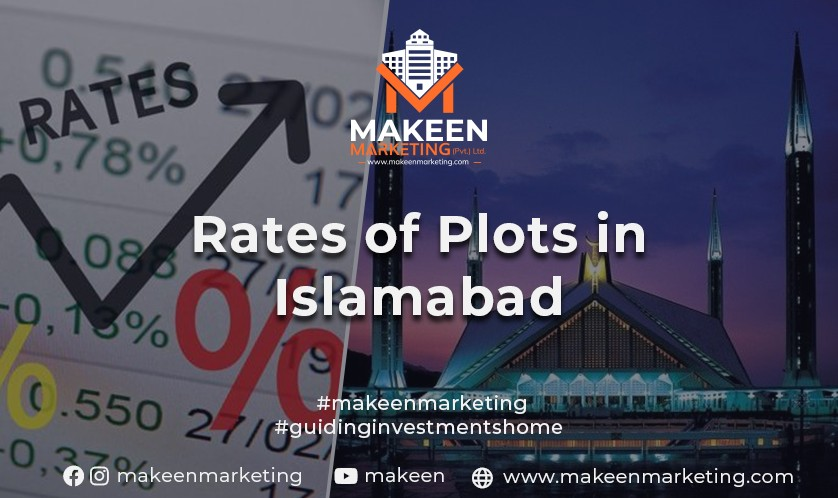 Rates of Plots in Islamabad