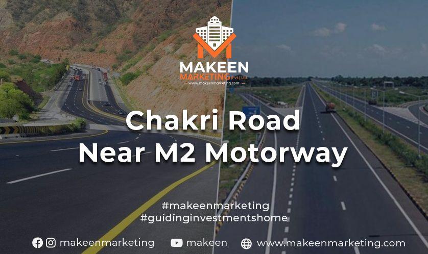 Chakri Road Near M2 Motorway