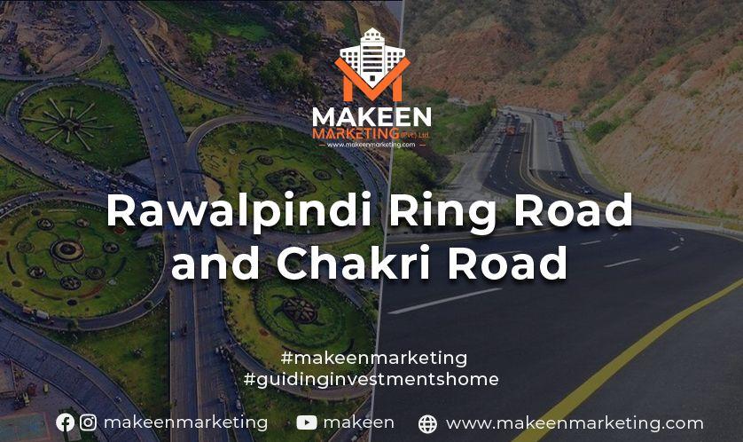 Rawalpindi Ring Road and Chakri Road
