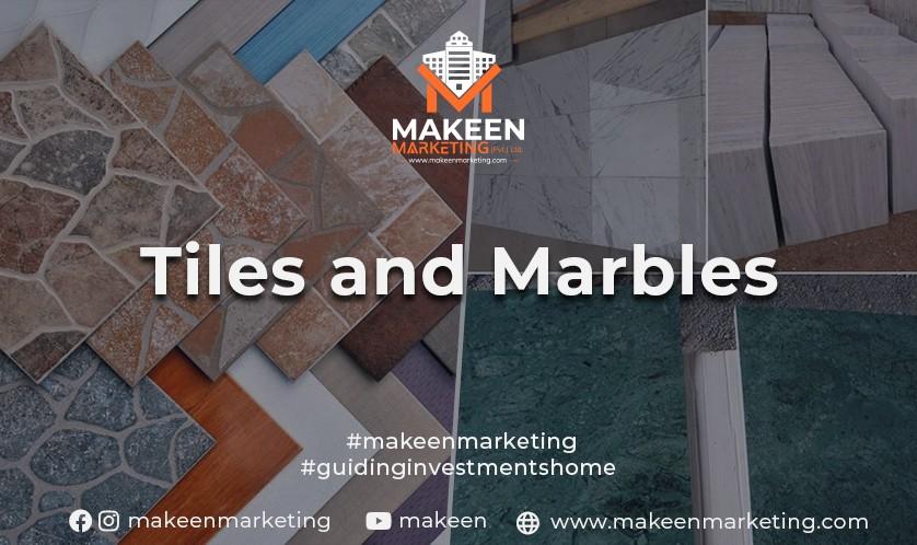 Tiles and Marbles