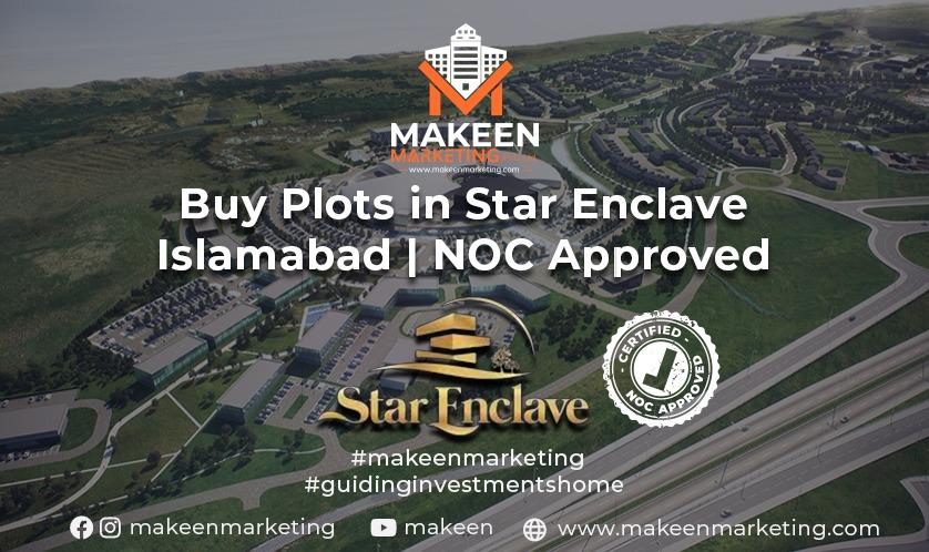 Buy Plots in Star Enclave Islamabad