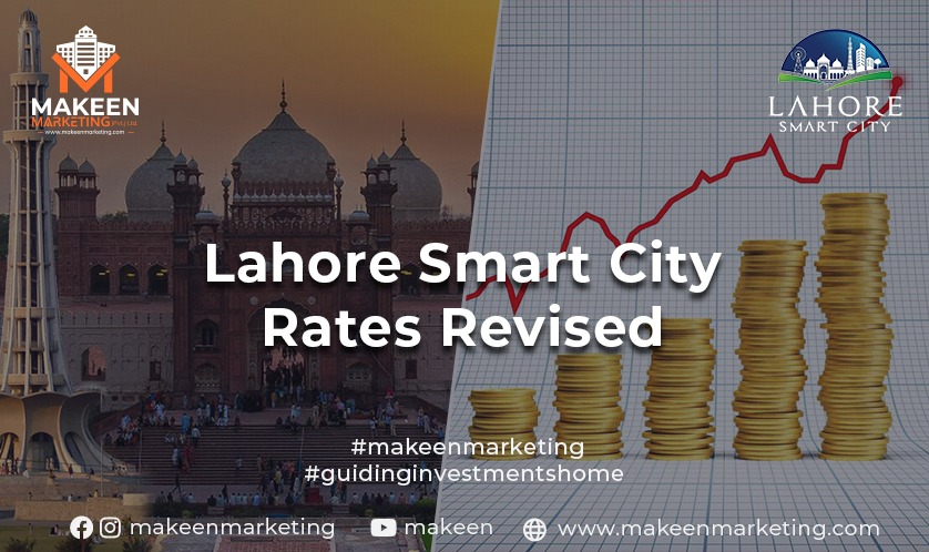 Lahore Smart City Latest News and Updates
