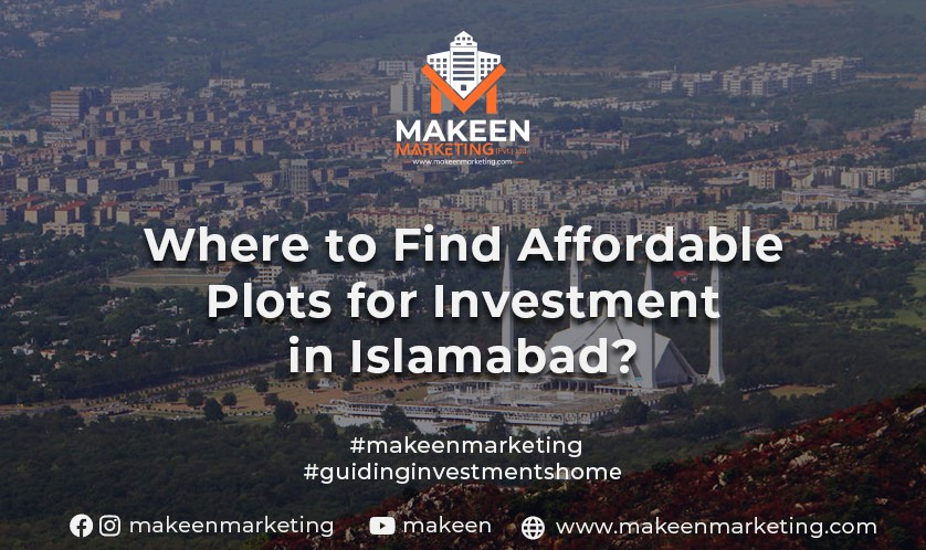 Affordable Plots in Islamabad