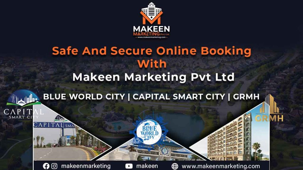 Blue World City Overseas block bookings