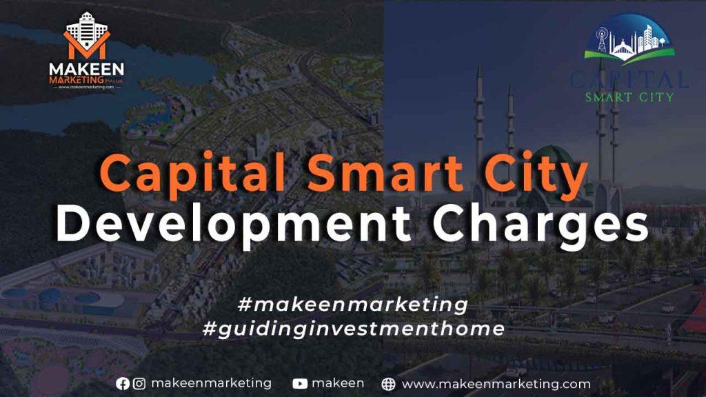 Capital Smart City Development Charges
