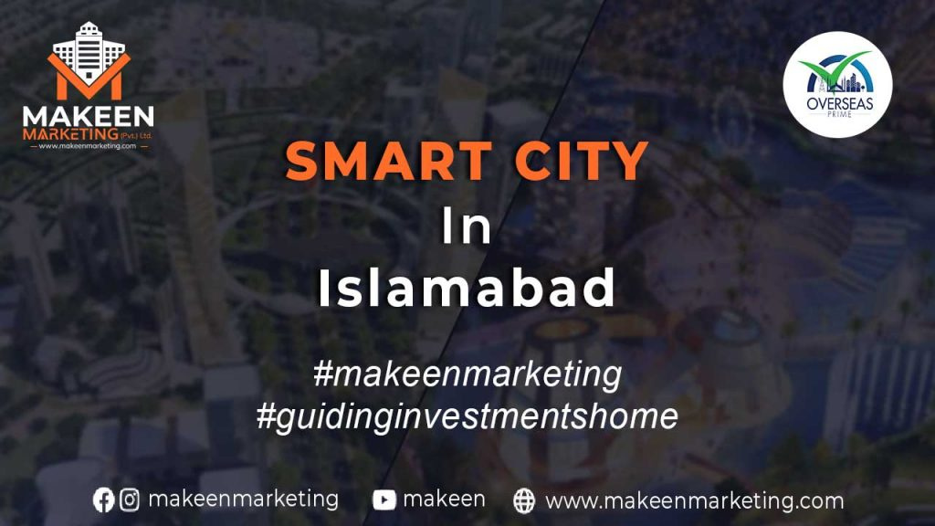 Smart City in Islamabad