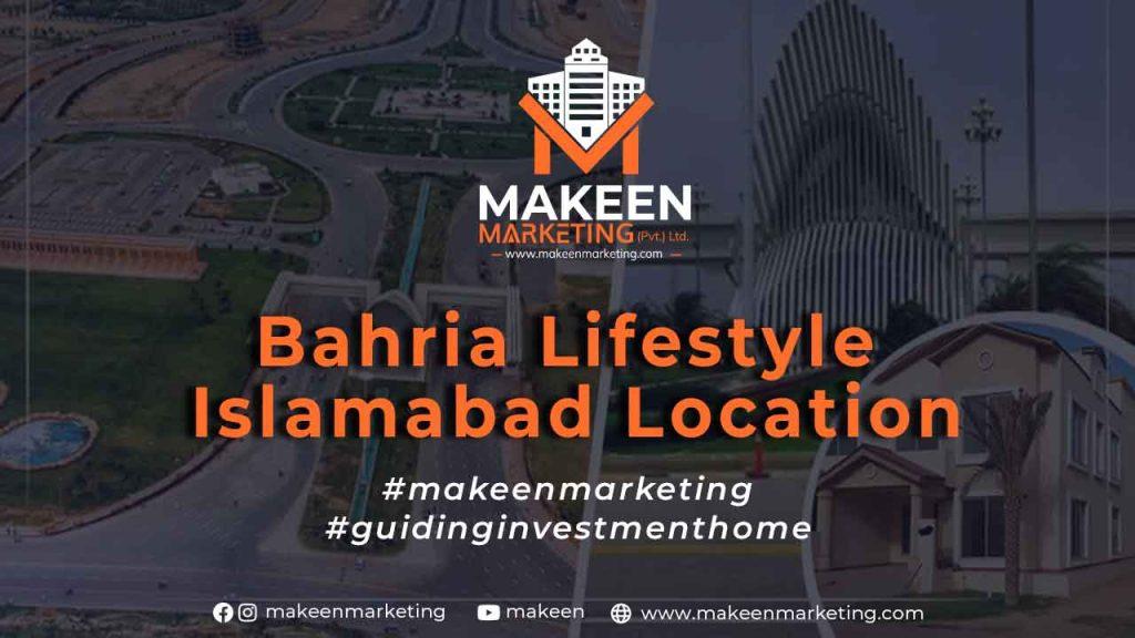 Bahria Lifestyle Islamabad Location