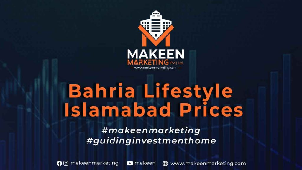 Bahria Lifestyle Islamabad Prices