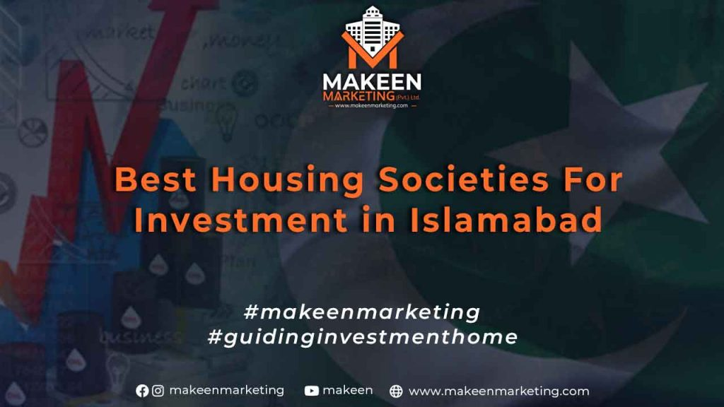 Best housing societies for investment in Islamabad