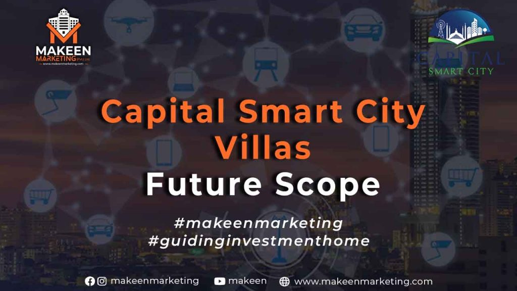 Capital Smart City Villas Complete Details