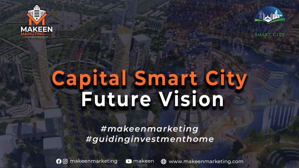 Capital Smart City Future Vision