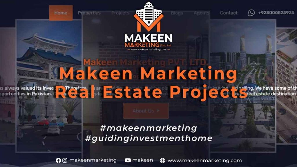 Makeen Marketing Real Estate Projects