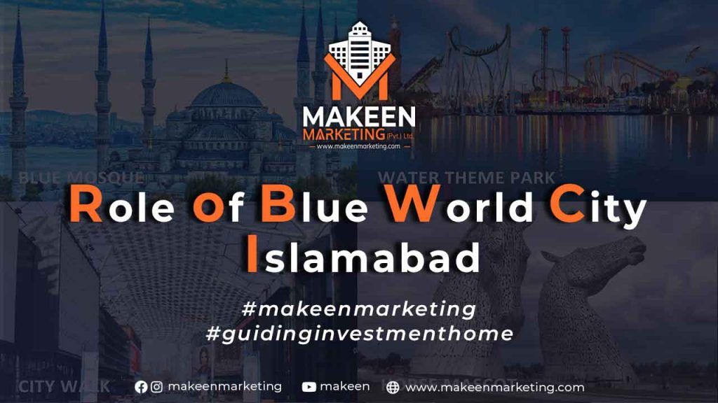 Role of Blue World City Islamabad in Tourism