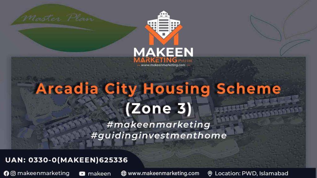 Arcadia City Housing Scheme (Zone 3)