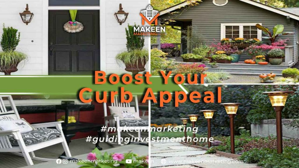 Boosting Your Curb Appeal