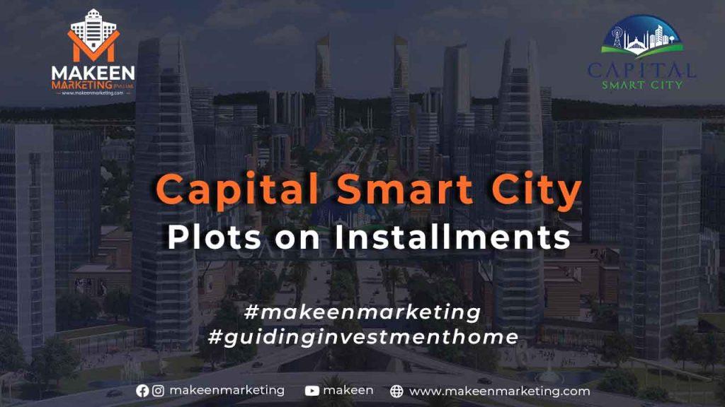 Capital Smart City Plots on Installments