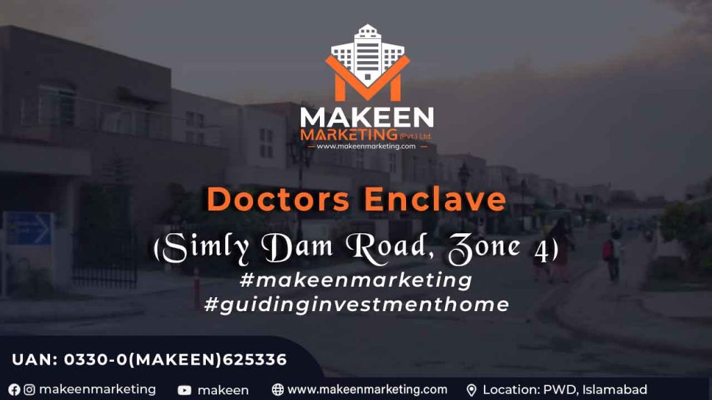 Doctors Enclave (Simly Damn Road, Zone 4)