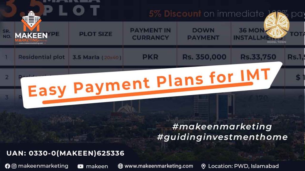 Easy Payment Plans for IMT