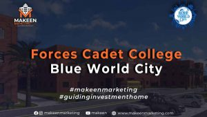 Forces Cadet College Blue World City