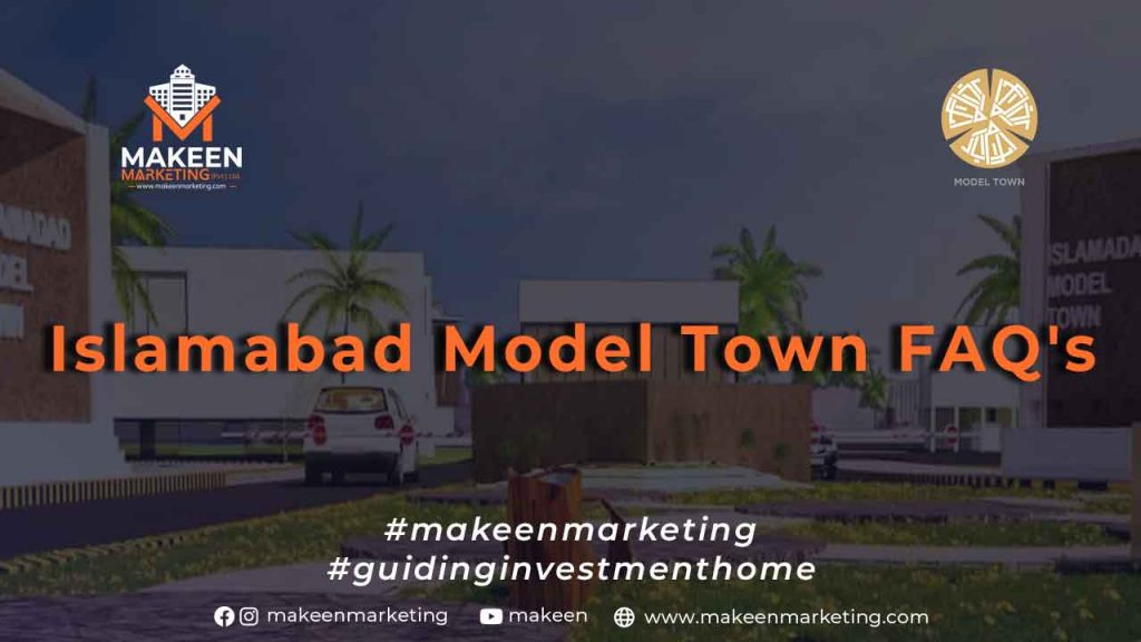 Plots for Sale in Islamabad Model Town Near Chak Shahzad