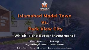 Islamabad Model Town vs Park View City