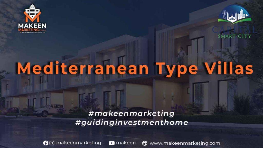 Mediterranean Type Villas
