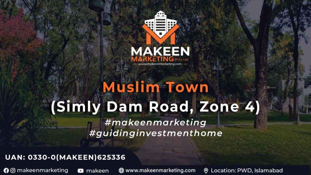Muslim Town (Simly Dam Road, Zone 4)