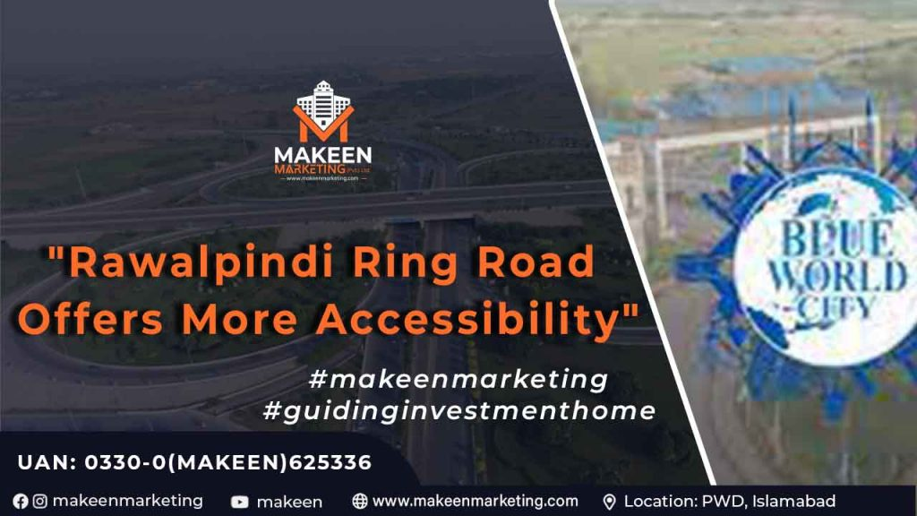 Rawalpindi Ring Road Offers More Accessibility