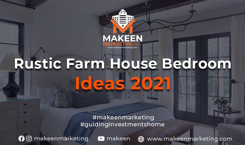 Farmhouse Bedroom décor Ideas