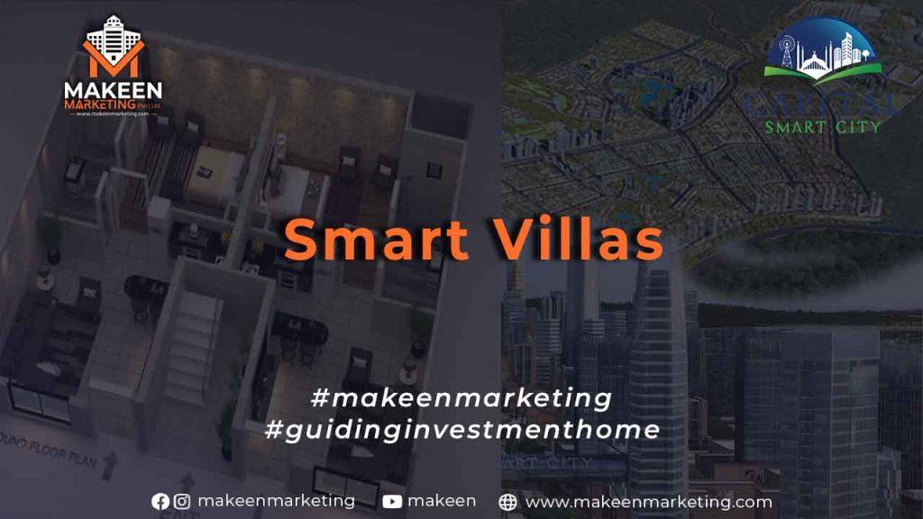 Smart Villas in Pakistan's First Smart City