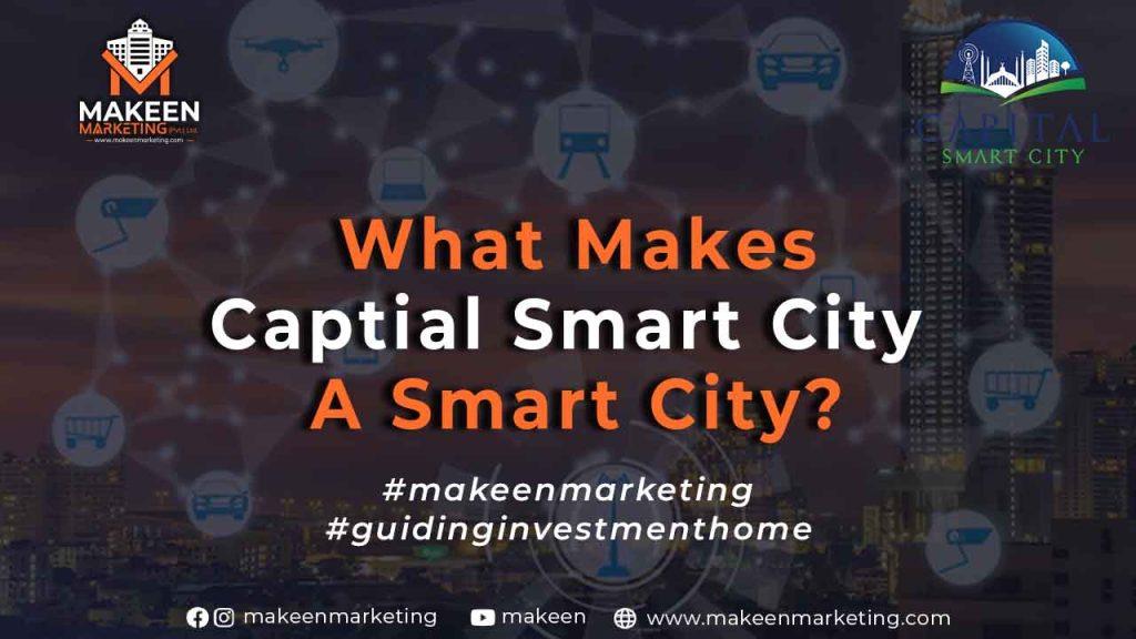 Capital Smart City in Pakistan
