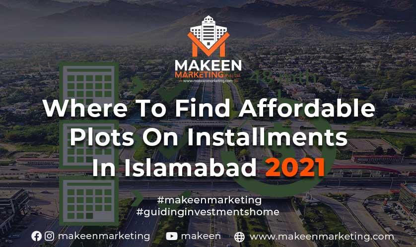 plots on installments in 2021