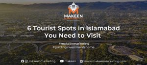 6 Tourist Spots in Islamabad