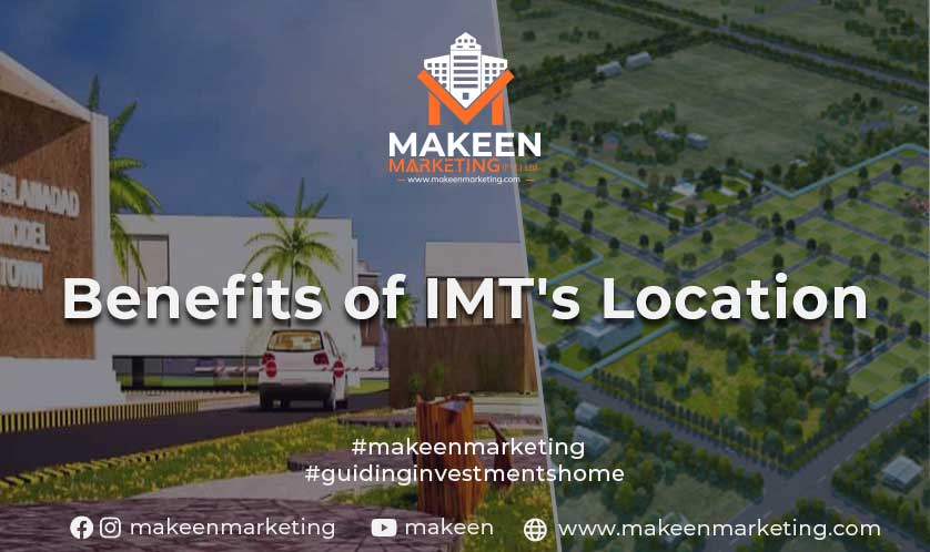 Benefits of IMT's Location