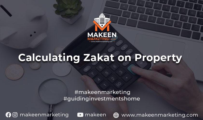 Calculating Zakat on Property