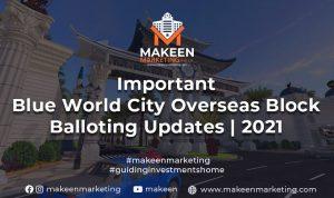 blue world city overseas block balloting